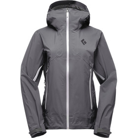 Black Diamond Helio Active Chaqueta Shell Mujer, slate